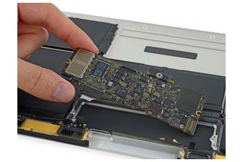 MacBook Retina 2016 Logic Board